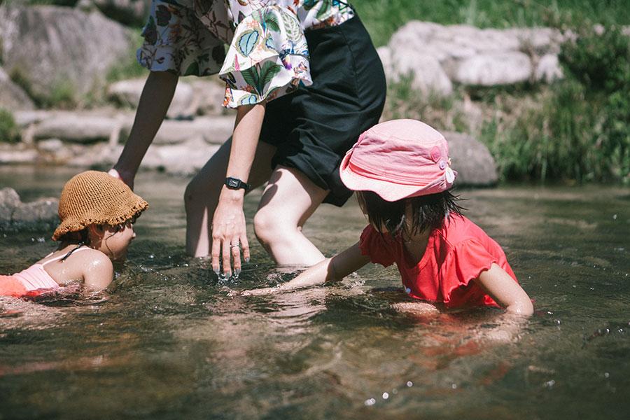 大人も子どもも一緒に遊べる