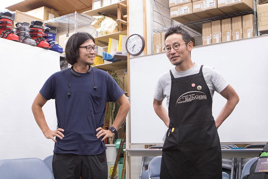 千代田さんと周平さん