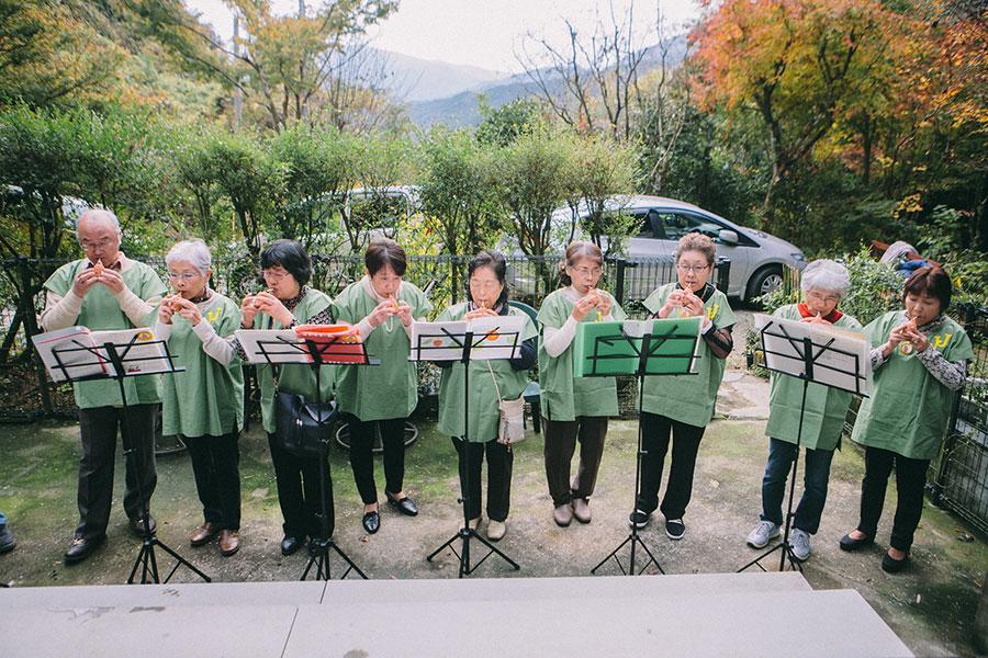 土笛の音楽隊