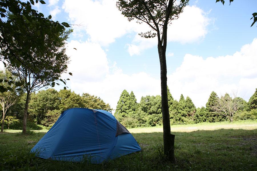 バンドックの2人用テント