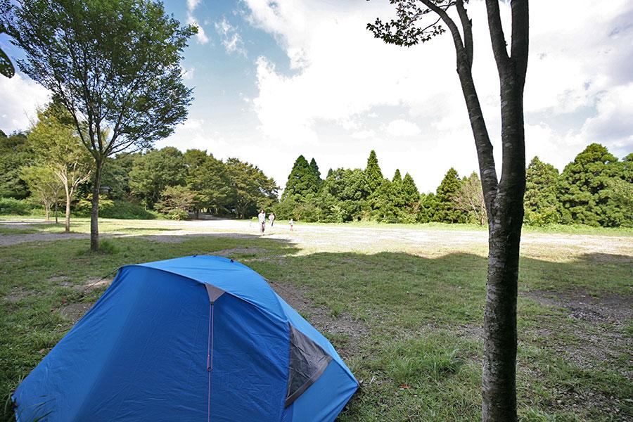 初めて買ったバンドックのテント