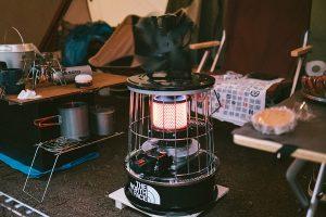冬キャンプの必需品!ストーブエコファンで暖房効率アップ♪